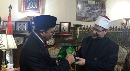 Indonesia-Mesir Gagas Pelatihan Dai Moderat