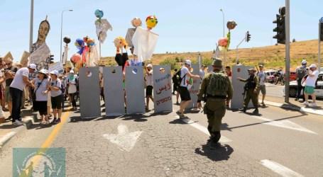 Sebanyak 600 Aktivis Palestina-Israel Peringati 10 Tahun Pejuang Perdamaian