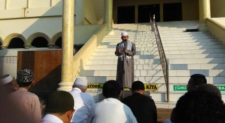 Imaamul Muslimin : Kebebasan Al-Aqsha bergantung Perjuangan dan Usaha Umat Islam