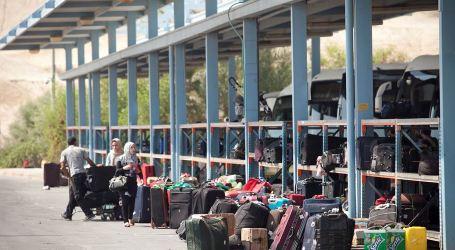 Polisi Israel Larang 1045 Warga Bepergian Lalui Lintasan Karomah