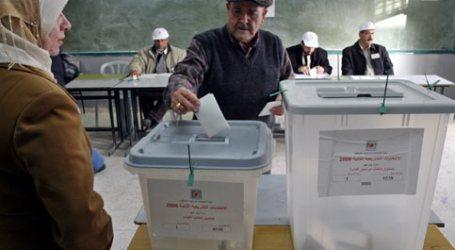 Palestina Mulai Pendaftaran Pemilu Daerah