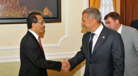 Presiden Republik Tatarstan: Islam Sebagai Perekat Hubungan Indonesia dan Rusia