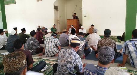 Ustadz Ahso : Dai Sebagai Perekat Ukhuwah Sesama Muslim