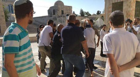 Israel Tangkap Direktur Pembangunan Wakafdi Masjid Al-Aqsha