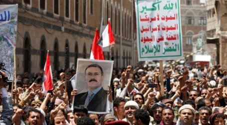 Saleh yang Sekutu Houthi Silakan Rusia Gunakan Pangkalan Militer Yaman