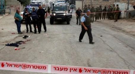 Pemuda Palestina Tikam Dua Polisi Israel