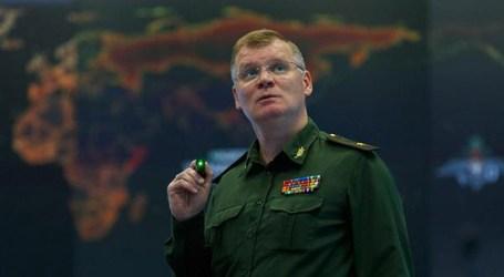 Rusia Bantah Pesawatnya Serang Konvoi Bantuan PBB
