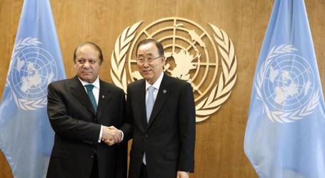 PM Pakistan Serahkan Berkas Kekejaman di Kashmir kepada Sekjen PBB