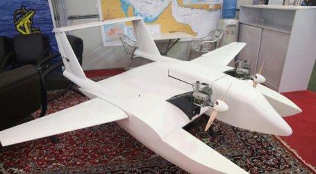Iran Unjuk Drone Bunuh Diri Penghancur Target di Darat dan Laut