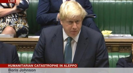 Menlu Inggris: ICC Harus Usut Dugaan Kejahatan Perang Rusia di Aleppo