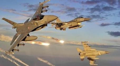 Militer Suriah Ancam Tembak Jatuh Pesawat Tempur Turki