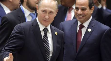 Mesir-Rusia akan Gelar Latihan Militer Gabungan Pertengahan Oktober