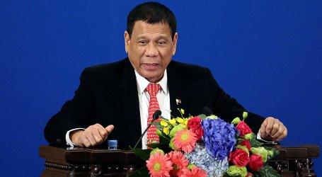 Presiden Filipina Duterte: Tidak Harus Selalu Pas dengan AS