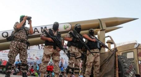 Hamas Uji Rudal Jarak Jauh ke Laut Mediterania
