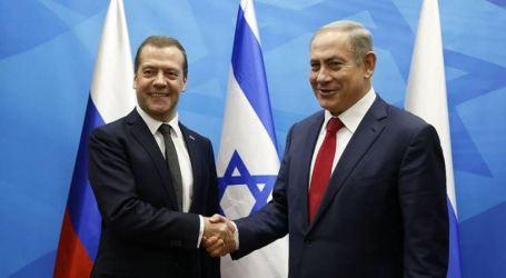 Netanyahu Umumkan Rusia Siap Bantu Cari Serdadu Israel di Gaza