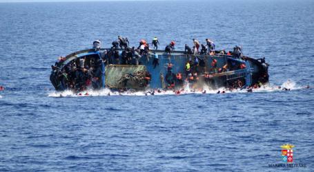 Lebih 240 Migran Tenggelam di Mediterania Sejak Senin