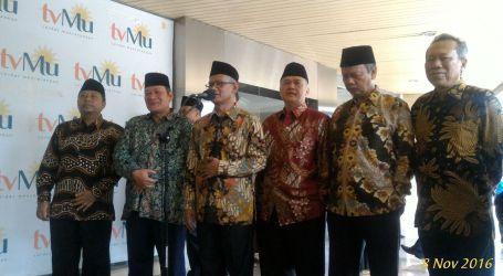 Muhammadiyah Apresiasi Komitmen Presiden Proses Hukum Ahok Secara Tegas