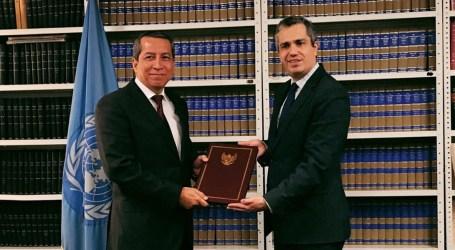 Pemerintah RI Penuhi Janji Ratifikasi Perjanjian Paris