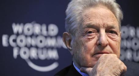 Rusia Keluarkan Surat Penahanan untuk Soros