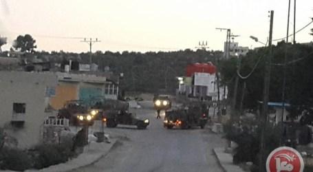 Pasukan Israel Tutup Pintu Masuk Palestina Timur Laut