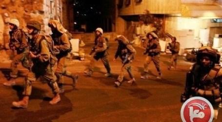 Pasukan Israel Serbu Kota al-Zawiya, Palestina