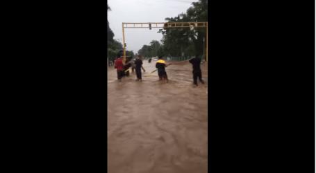 Kota Bima Kembali Terendam Banjir