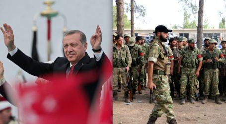 Lawan ISIS, Erdogan Ingin Operasi di Al-Bab Suriah Cepat Selesai