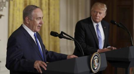 Trump Pilih Solusi Satu Pemerintahan untuk Konflik Palestina
