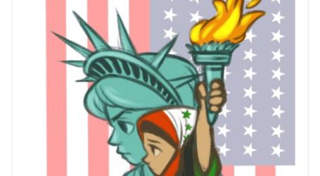 Pebisnis AS Sumbang 5 Dolar Setiap Gambar Kartun yang Dukung Imigran