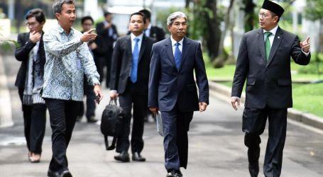 Jokowi Bicarakan Turunnya Perdagangan Indonesia-Saudi