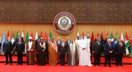 KTT Liga Arab Serukan Kemerdekaan Palestina