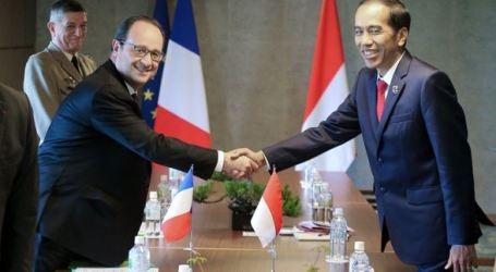 Presiden Perancis Francois Hollande Akan Berkunjung ke Indonesia