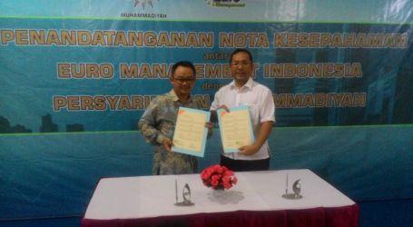 Kerjasama Muhammadiyah-Euro Management Indonesia Tingkatkan Bahasa Asing