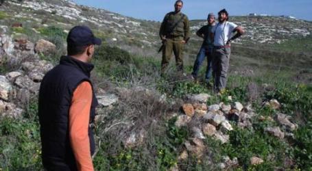 Israel Sita Tanah Palestina di Qalqilya