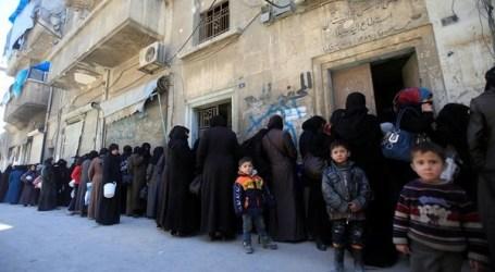 WFP-PBB: Tujuh Juta Warga Suriah Butuhkan Bantuan Pangan