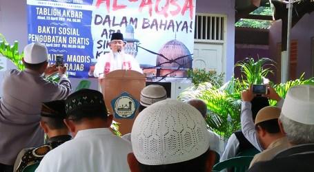 Imaamul Muslimin Kembali Ingatkan Pentingnya Pembebasan Masjid Al-Aqsha