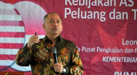Leonard: AS Sangat Berkepentingan Terhadap Indonesia yang Stabil