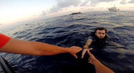 PBB: Sudah Lebih 1.000 Pengungsi Tenggelam di Mediterania Tahun Ini