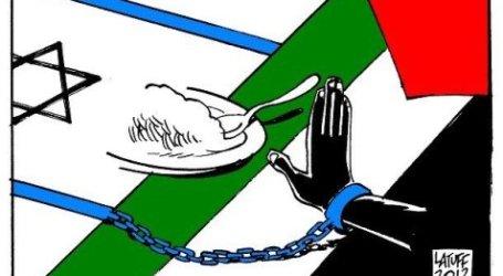 45 Tahanan Palestina Mogok Makan