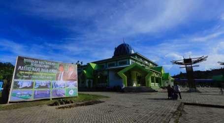 Renovasi Masjid Raya Raja Ampat Dimulai