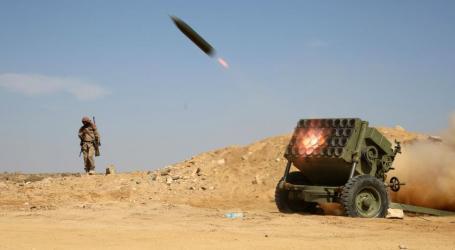 Lagi, Saudi Tembak Jatuh Rudal Balistik Houthi