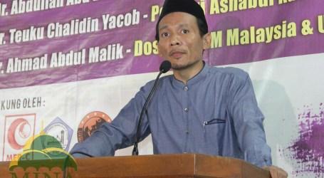 Pemuda Jama'ah Muslimin Desak Komika Joshua dan Ge Pamungkas Minta Maaf Secara Resmi
