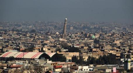 Pasukan Irak Kuasai Masjid Ikon ISIS di Mosul