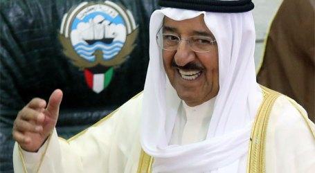 Emir Kuwait Temui Raja Arab Saudi sebagai Mediator