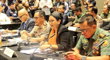 Indonesia Inisiasi Pertemuan Tiga Negara Bahas Masalah Keamanan