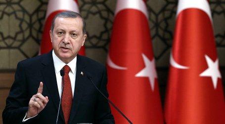 Erdogan: Raja Saudi Miliki Solusi Atasi Krisis Teluk