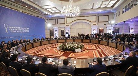 Turki, Rusia, Iran Dijadwalkan Bertemu Bahas Suriah