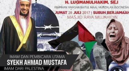 Ormas Islam Kalbar Akan Adakan Aksi Soldaritas Bela Al-Aqsha