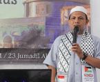 Gowes Al-Fatah to Aqsa Digagas Jama'ah Muslimin (Hizbullah)
