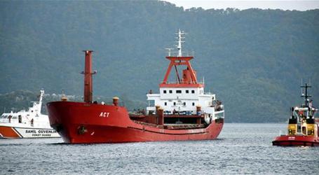 Turki Kecam Yunani atas Penembakan Kapal Kargo